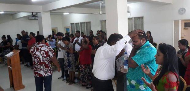 Vigília da Virada na Ilhas Fiji