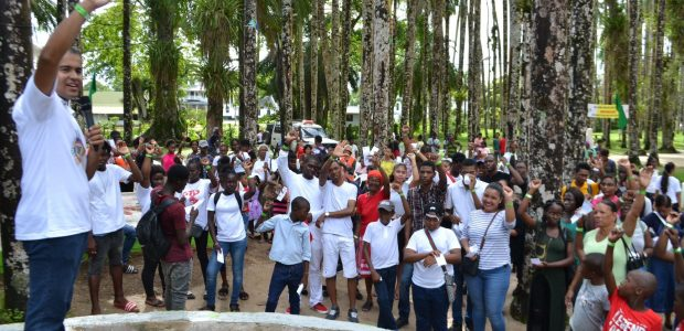 Universal Suriname