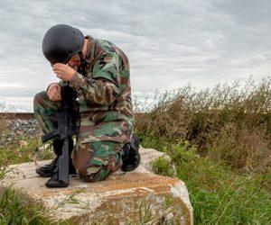 Juramento de um soldado