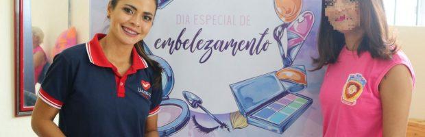 Kits de higiene são entregues a detentas na Bahia
