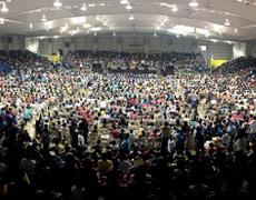 Событие веры объединило более 6000 человек в Ямайке