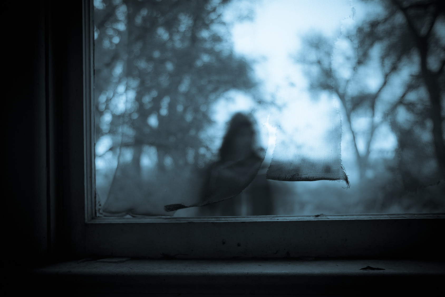 Pensamento #32 — Será que é um fantasma?