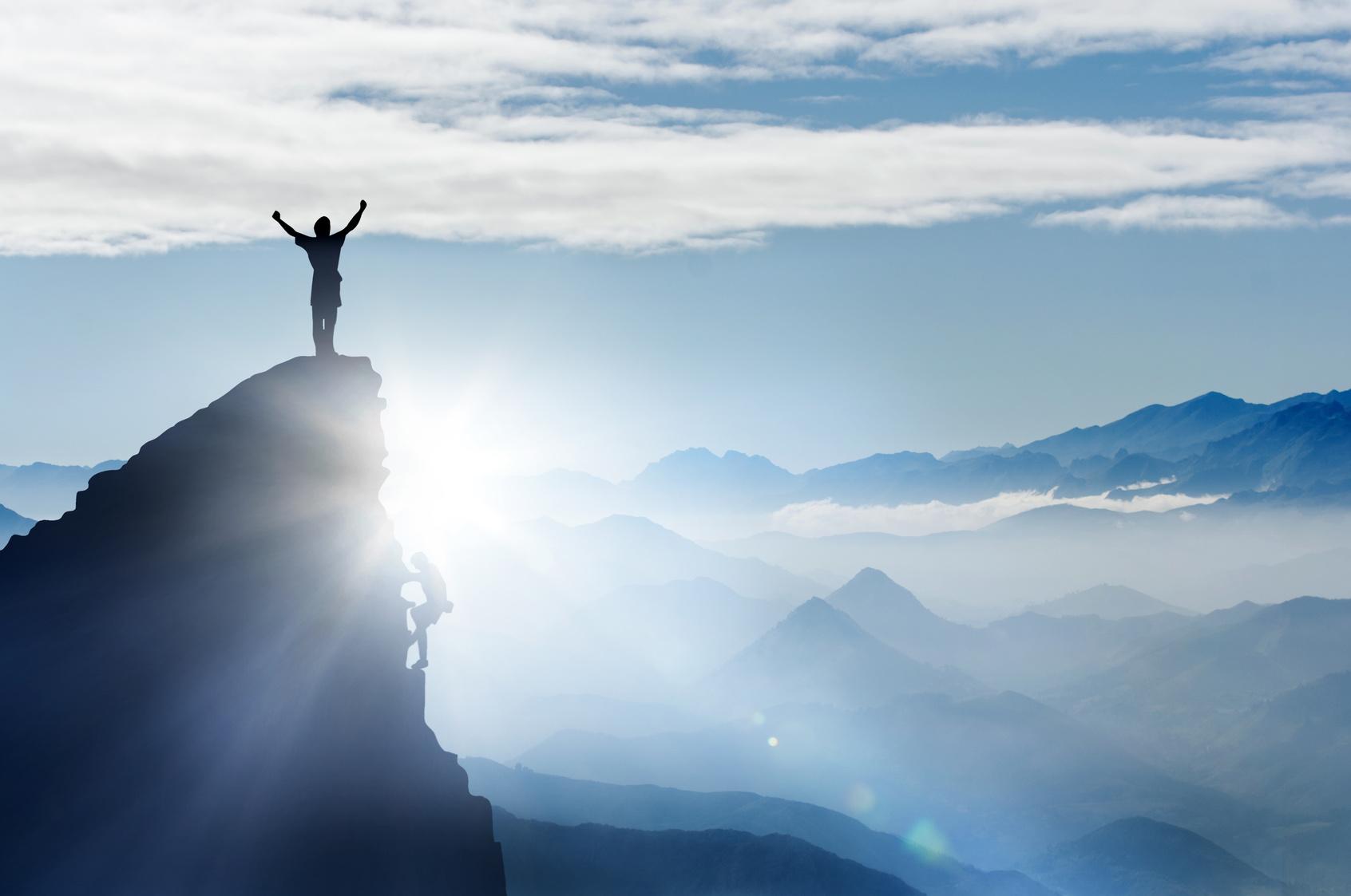 Pensamento #37 — A maior superação