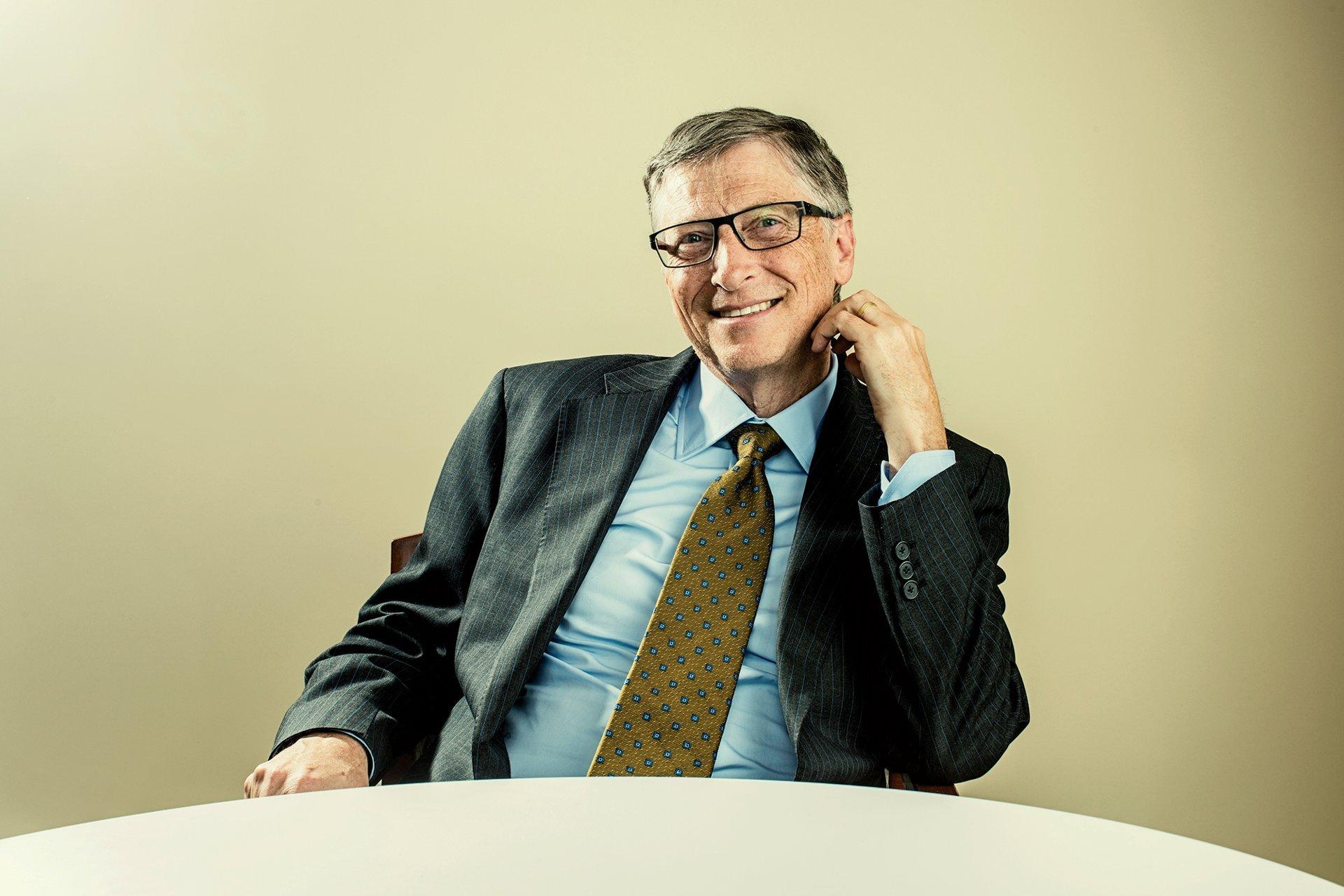 Pensamento #29 — O pobre Bill Gates