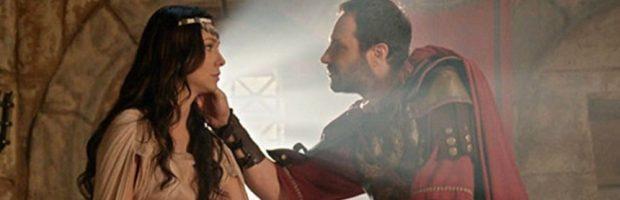 Petronius pede Maria Madalena em casamento