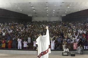 O Poder da Cruz na Índia