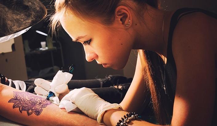 Posso ou não posso fazer tatuagens?