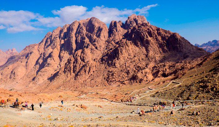 Sinai: dalla desolazione alla meraviglia