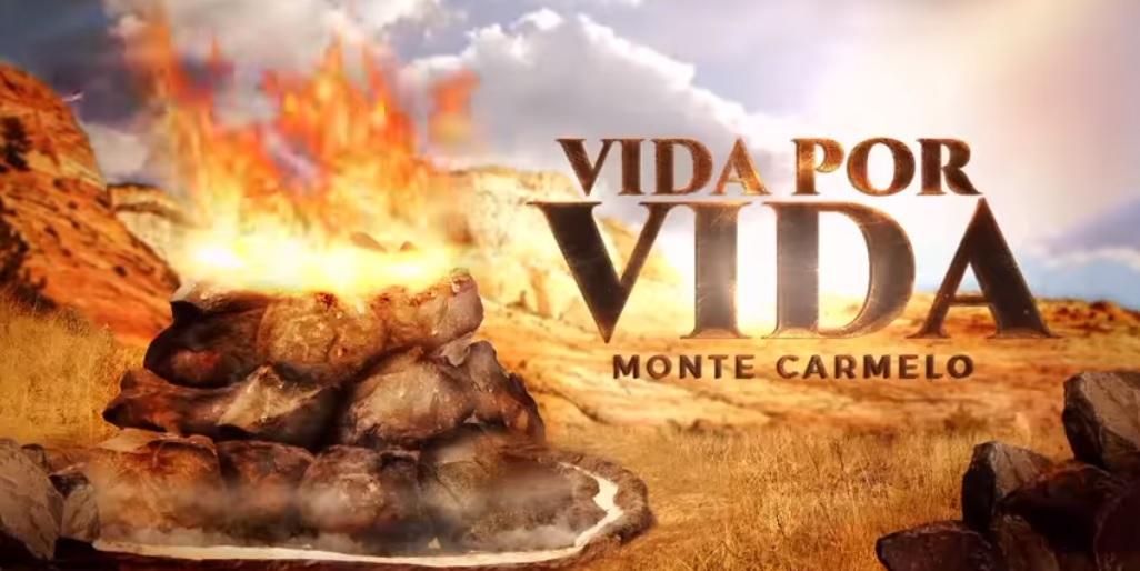 Ao vivo: oração diretamente do Monte Carmelo, onde esteve o profeta Elias