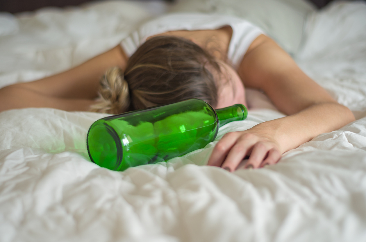 Amnésia alcoólica: sintoma de doença grave