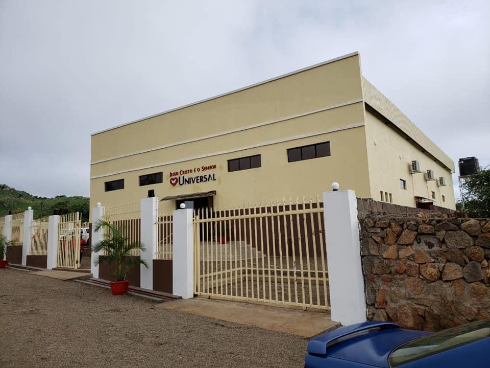 Saiba por que Moises Machava, de Moçambique, doou uma igreja