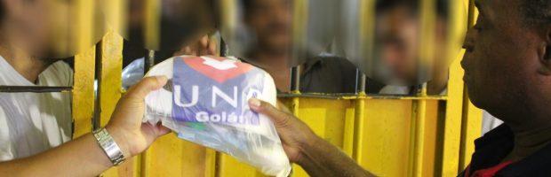 UNP: mutirão de doações para presídios arrecada R$ 3,8 milhões em produtos