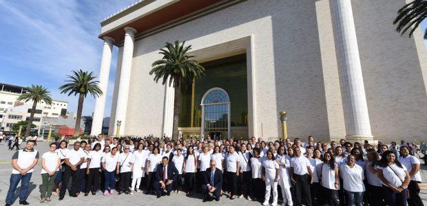 Grupo da Saúde: a consagração aconteceu em todo o Brasil