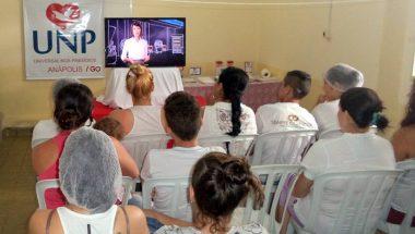 Cursos oferecidos pela UNP ajudam presos de Goiás