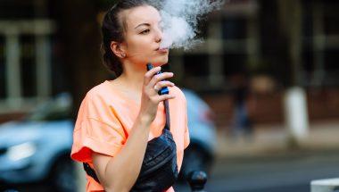 Cigarro eletrônico não é cura para o vício
