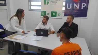 Dia Mundial da Justiça Social é comemorado em presídio na Bahia