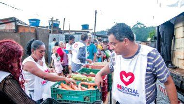 Campanha contra desperdício alimenta famílias carentes em São Paulo