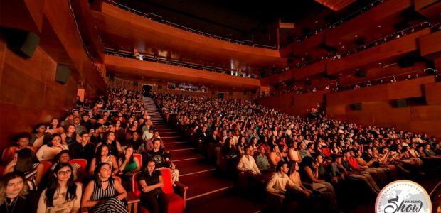 1.300 pessoas assistiram às apresentações