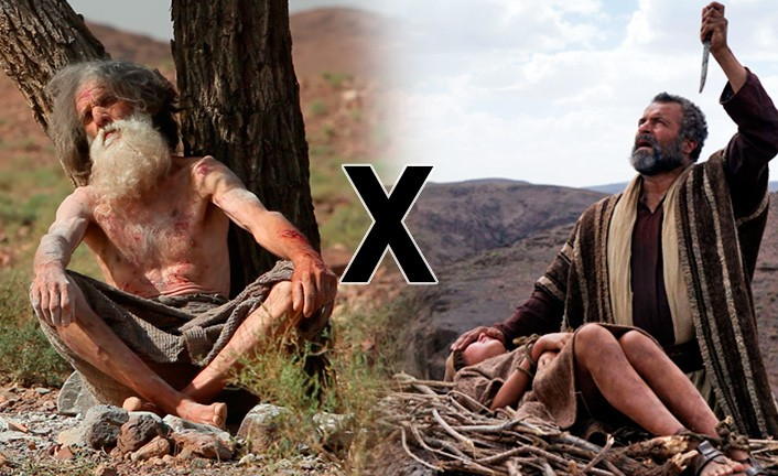Giobbe X Abrahamo
