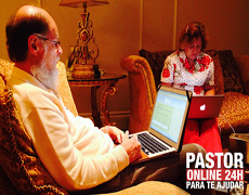 Пастор Онлайн — 24 часа спасая души