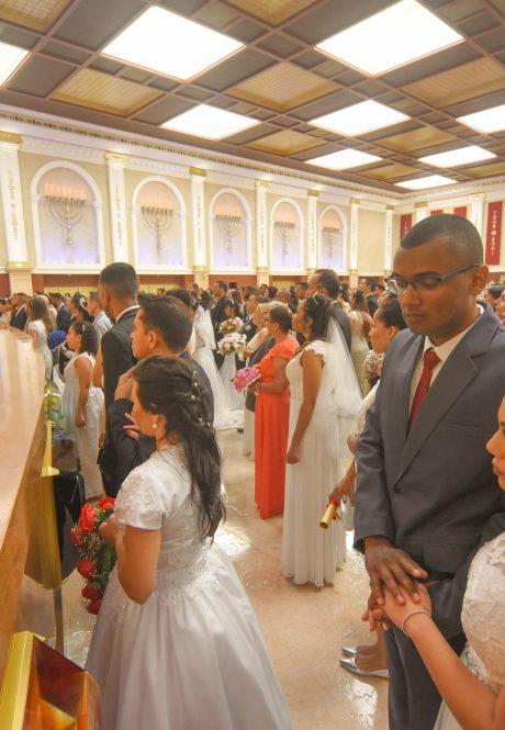 1ª Celebração dos Casamentos 2019
