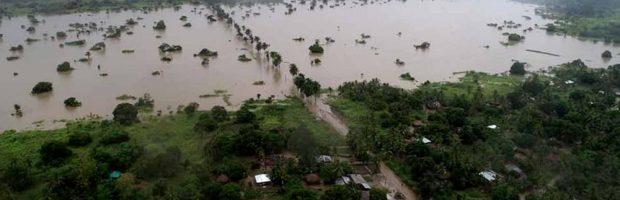 Ciclone Idai em Moçambique deixa centenas de mortos, desaparecidos e milhares de desabrigados