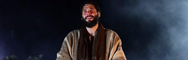 No Monte das Oliveiras: Jesus suou sangue?