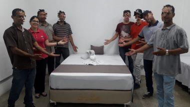 Cursos ajudam detentos na ressocialização em Goiás