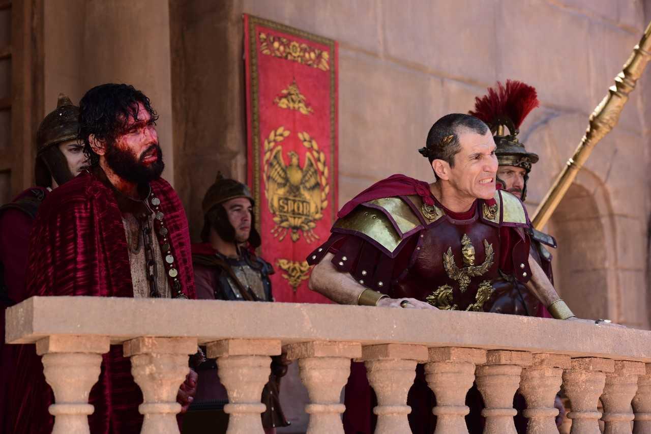 Novela Jesus: Povo decide libertar Barrabás no lugar do Messias