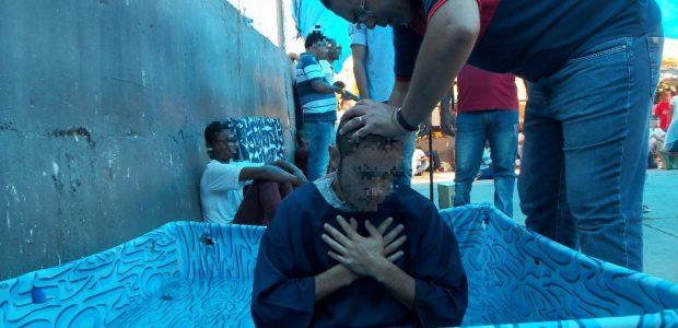 Batismo no Mato Grosso do Sul