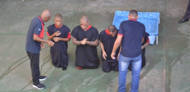 Batismo em Minas Gerais