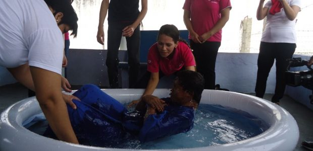 Detenta entrega sua vida a Jesus na Paraíba