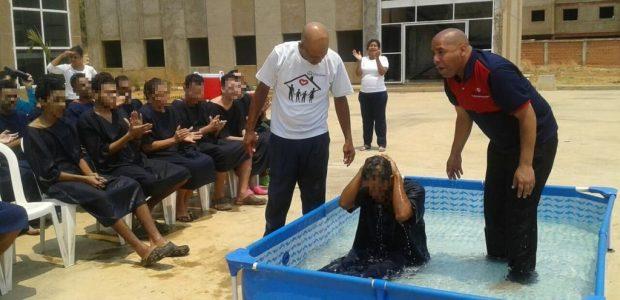 Batismo na Venezuela