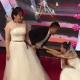Mulher invade casamento do ex-namorado pedindo para voltar