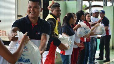 Grupo EVG Pará ajuda vítimas de enchentes