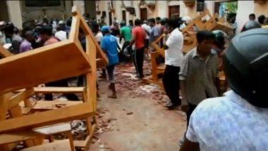 Domingo de Páscoa é marcado por ataques no Sri Lanka