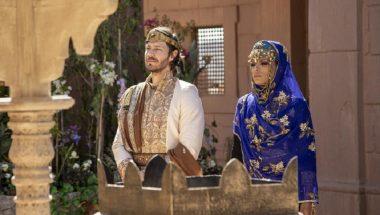 Acabe anuncia Jezabel como sua futura esposa e rainha de Israel