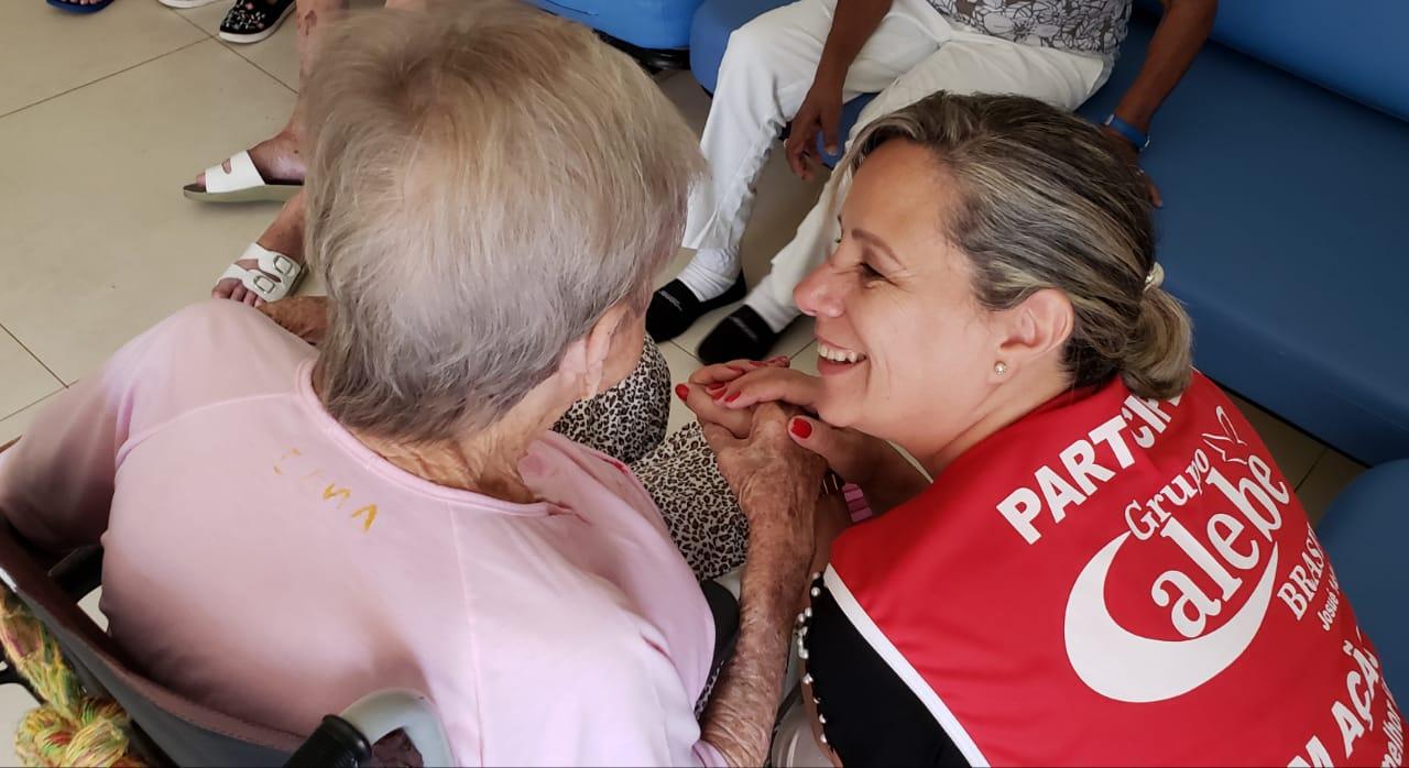 Programa social Calebe ajuda mais de 5 mil casas de repouso no Brasil