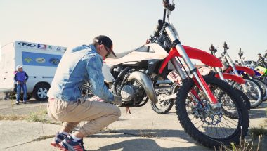 Meu marido gosta mais da moto do que de mim