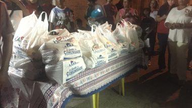 Doações chegam a comunidades da Baixada Santista após incêndios