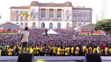 15 mil jovens moçambicanos dizem não ao alcoolismo