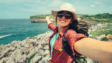 Viajantes preferem tirar fotos a aproveitar o destino