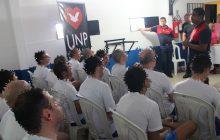 Detentos iniciam curso de elétrica em presídio do estado do RN