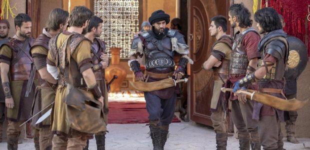 Jezabel acusa Hannibal de ser o responsável pela fuga de Eliseu