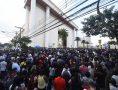 Mais de 20 mil pessoas acompanharam a cerimônia