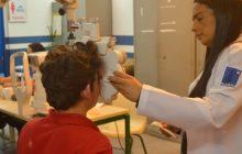 Grupo oferece exames e óculos para população de baixa renda