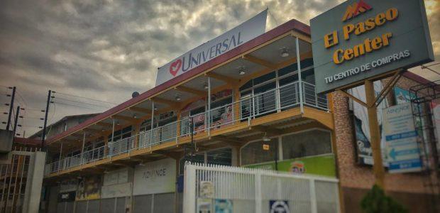 Universal em Barinas, cidade da Venezuela