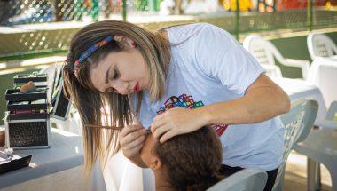 FJU nas comunidades: grupo promove ação social para moradores do Ceará