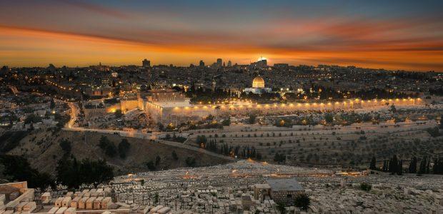 No monte Moriá, atual Jerusalém, Abraão ofereceu Isaque para Deus - Getty Images
