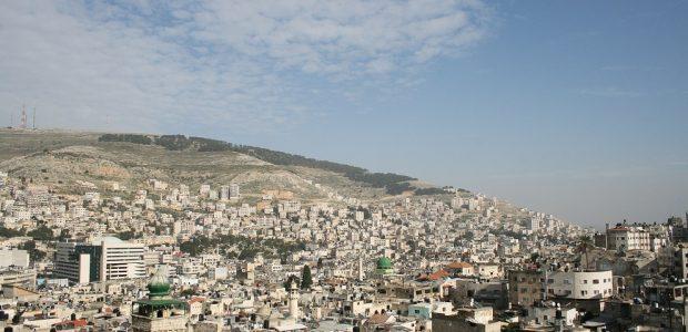 Em Siquém, atual Nablus, foi onde Abraão ergueu seu primeiro altar na Terra Prometida - Getty Images